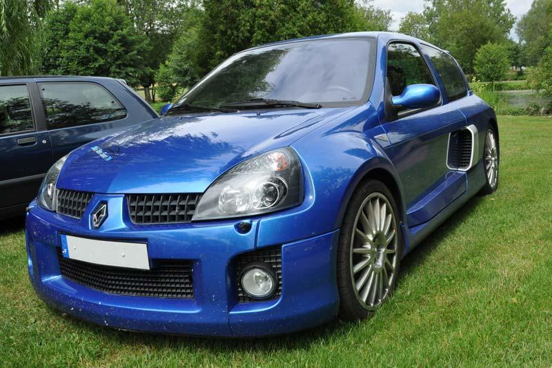 Clio V6 phase II